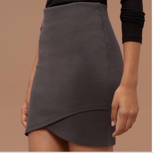 NWT Aritzia Talula Primrose Skirt